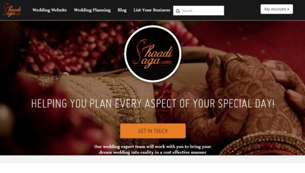 Online Wedding Planning Startup Shaadisaga raises Pre Series A round funding from ah! Ventures & others