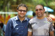 Pranav Anam and Shiraz Siddiqui, Founder- The Gene Box