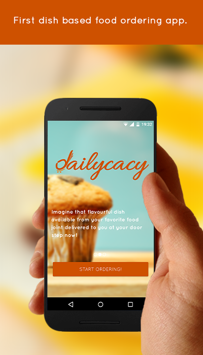 food ordering app dailycacy 1