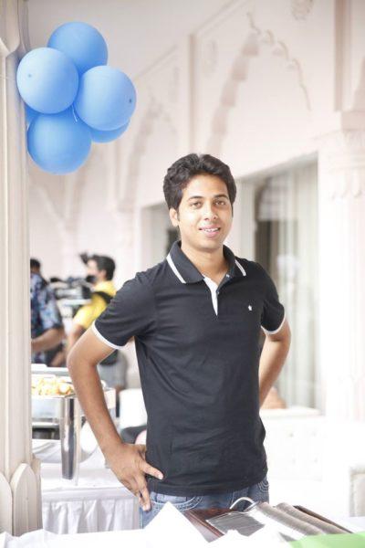 Ankush Sharma CEO Yeppar