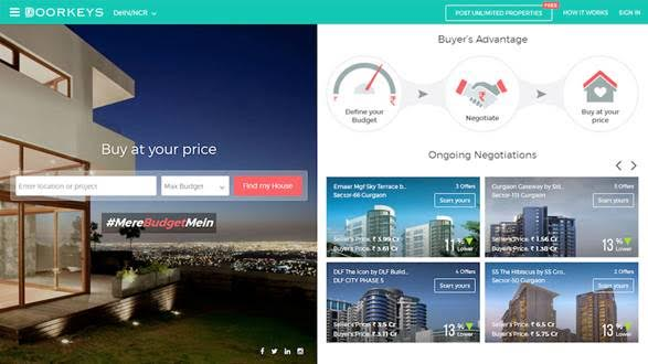 This Startup democratizes the home-buying process by giving buyers the power to choose, negotiate and transact online in a spam-free environment