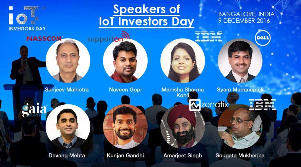 ІоТ Investors Day
