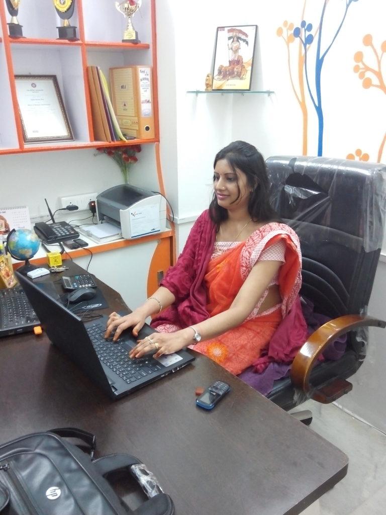 Founder Sunita R. Jain