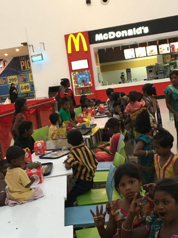 Marginal Children in Pune Celebrate an Awesome Diwali with FutureOfTomorrow Initiative Introduced by Two Enthusiastic Young Entrepreneurs