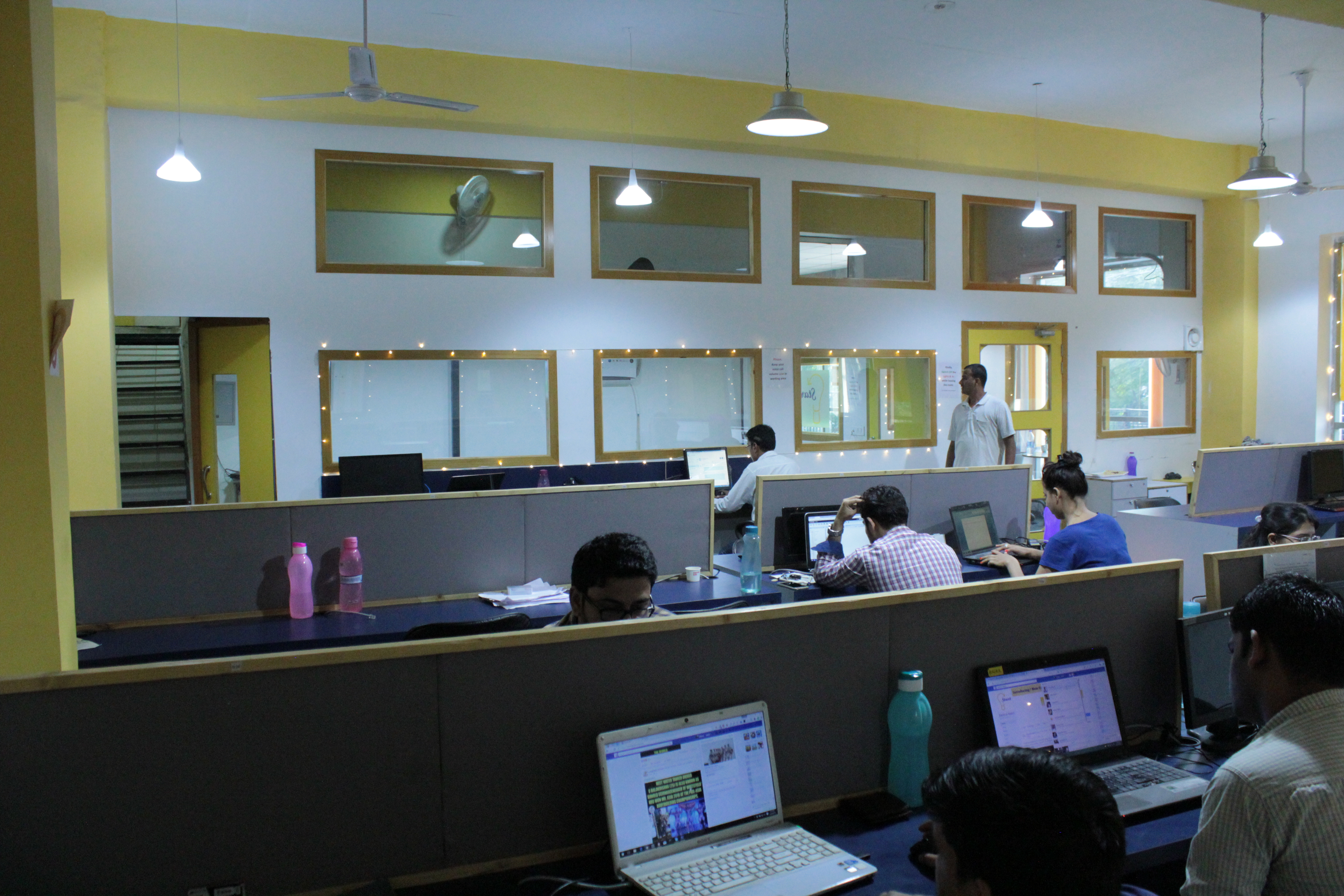 Starthub Nation Coworking Space at Mohali