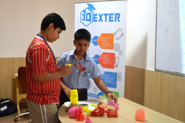 3 Dexter aims to provide 3D printing workshops Nation- wide to spread awareness