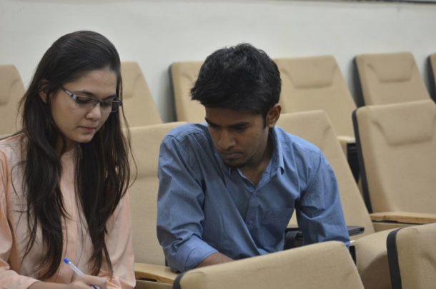 Ideathon at Cummins College, Pune