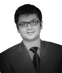 Mr. Vivek Kaushik - Founder & CEO of Aarambh Ventures