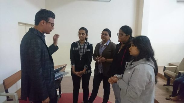 Practically Genius conducted its first Ideathon at Cummins College, Pune