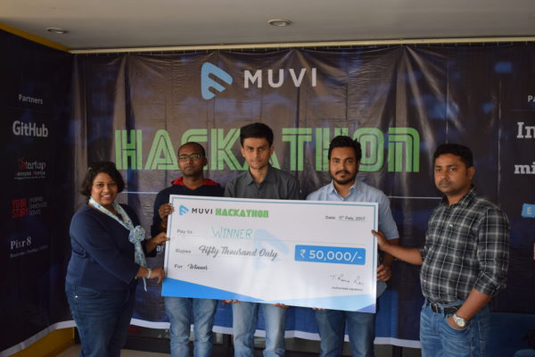 Muvi brings in the Hackathon Culture to Bhubaneswar!
