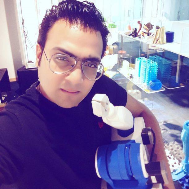Vishal Jariwala 3DP