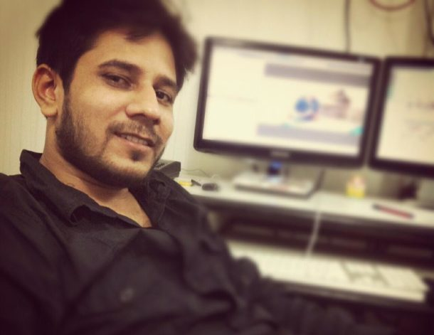 Amardeep Singh Khichi, COO of LuvStay.com