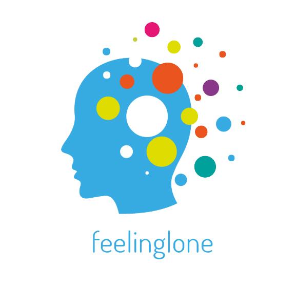 Feelinglone logo
