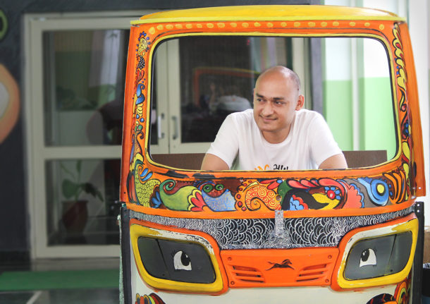 Samar Singla - Founder and CEO of Jugnoo