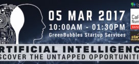 Unlocking the power of Artificial Intelligence: Join the Insightful AI Event on March 5th, 2017 in Bengaluru
