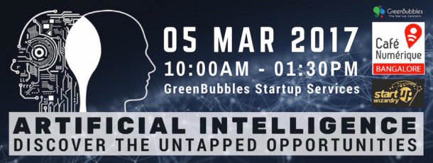 Unlocking the power of Artificial Intelligence Join the Insightful AI Event on March 5th, 2017 in Bengaluru