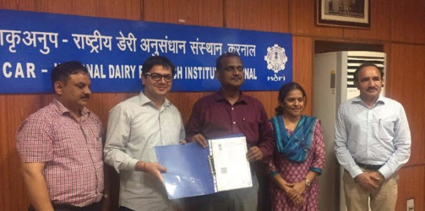 Aarambh Ventures & Society for Innovation & Entrepreneurship in Dairying comes together to find, nurture and grow Startup SMEs across dairy & food agribusiness domain